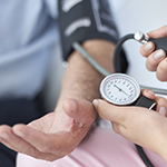 Measuring-blood-pressure